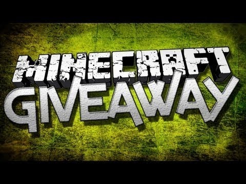 Minecraft Premium Account Giveaway -  September 2013 to October 2013 - OPEN - FREE