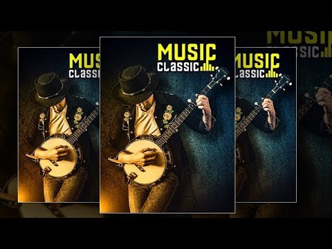 Create a Classic Music Poster With Photoshop