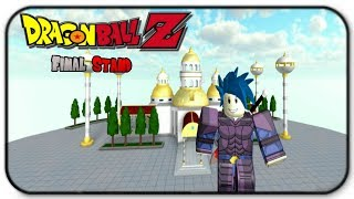 roblox dragon ball z final stand|Nail location and what he