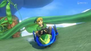 Wii U - Mario Kart 8 - Cloudtop Cruise