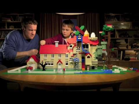 LEGO Build Together : House TV Commercial