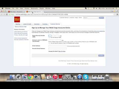 Wells Fargo Online Banking Login | How to Access your Account