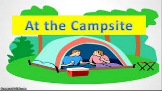 "Primary 5 First Term Unit 1  ""at The Campsite"""