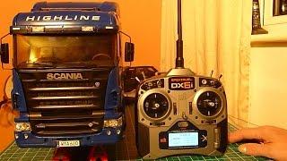 Spektrum DX6 & Tamiya MFC-01 Set Up with Dual Rates     - PakVim net