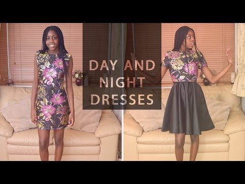 My Sewing Makes - Day & Night Dresses • Elewa
