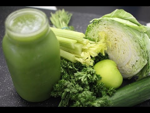 Purify Your Kidneys, Liver and Pancreas, Weight Loss - Kidney Cleanse Detox Drink Cilantro leaves