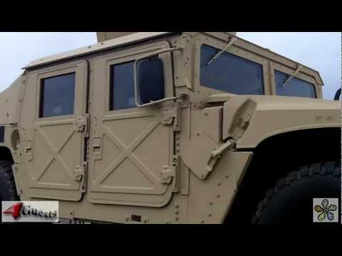 MILITARY HUMMERS ~ US ARMY