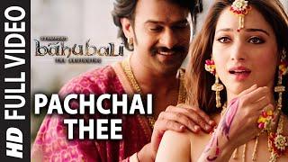 Pachchai Thee Video Song , Baahubali (Tamil) , Prabhas, Rana, Anushka, Tamannaah
