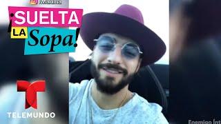 Maluma y Natalia en Miami | Suelta La Sopa | Entretenimiento