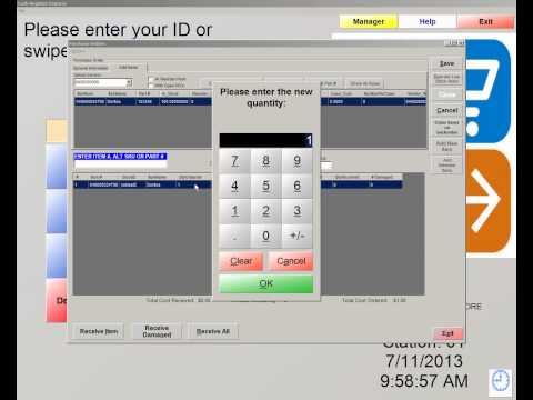 Vendors & Purchase Order Overview