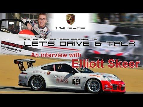 How to drive Porsche GT3 Cup w/ Elliott Skeer