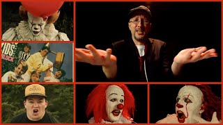 Nostalgia Critic - It 2017 (With Movie Clips)