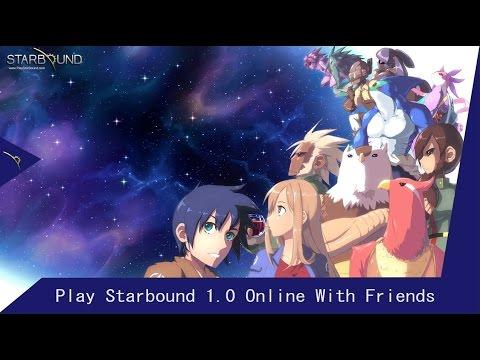 Como Jugar Starbound Con Amigos - Tutorial Funcionando 100%
