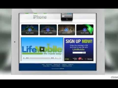 How to get Free Cell Phone Service for Life Mobile on IPhone or Android - Jay Bartels