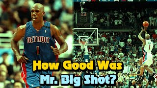 How GOOD Was Chauncey Billups Actually?