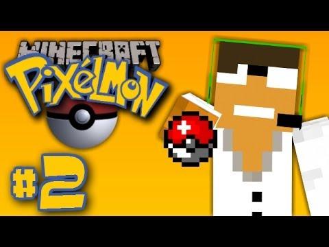 Minecraft: PIXELMON - Episode 2 -
