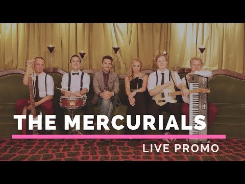 The Mercurials // Live Medley // Book Now at Warble Entertainment