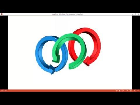 Create a 3D Curved Arrow