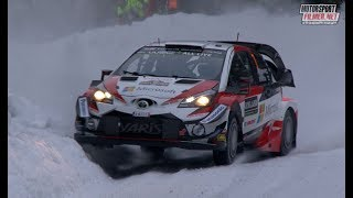 WRC Rally Sweden 2018 - Motorsportfilmer.net