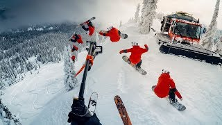 GoPro: HERO6 - Getting the Shot with Torstein Horgmo