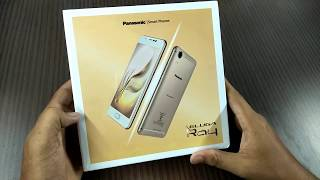 Unboxing!! All New panasonic eluga ray the competitor,पैनासोनिक एलुगा रे