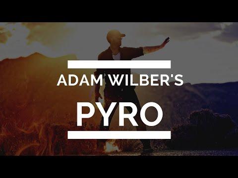 Corporate Mentalist Magician Adam Wilber's PYRO trailer