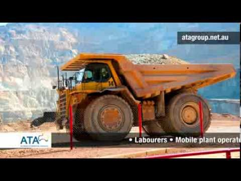 Mining Training from Australian Training Alliance
