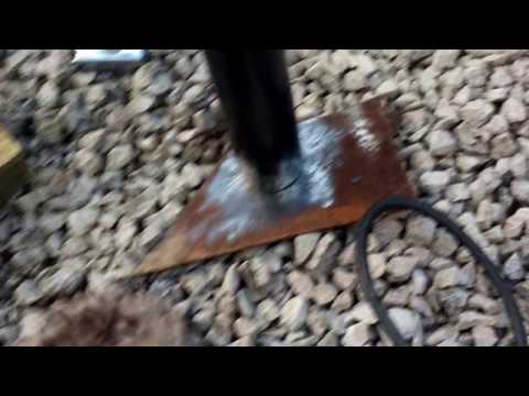How to make a pot hauler davit for a lobster boat