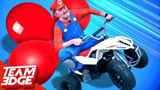 Mario Kart Balloon Battle!!