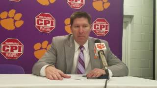 TigerNet.com - Brad Brownell post Georgia Tech