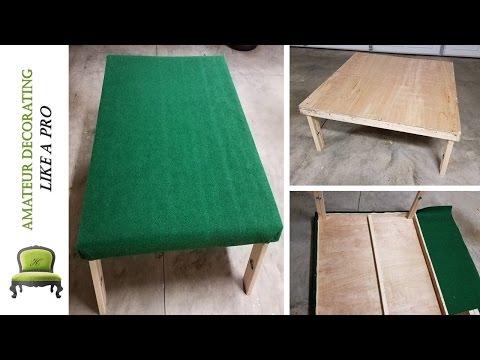 Ready Set Prep - DIY Upholstery Table