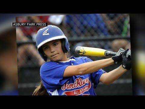 Two girls power their teams towards Little League World Series