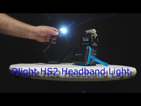 Olight HS2 Dual Output Headlamp
