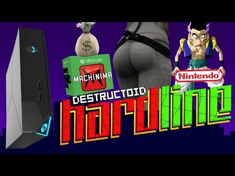 Microsoft's Media Buy, Nintendo Fusion Rumors, and Max Scoville's Sad Prom - Hardline: Episode 7