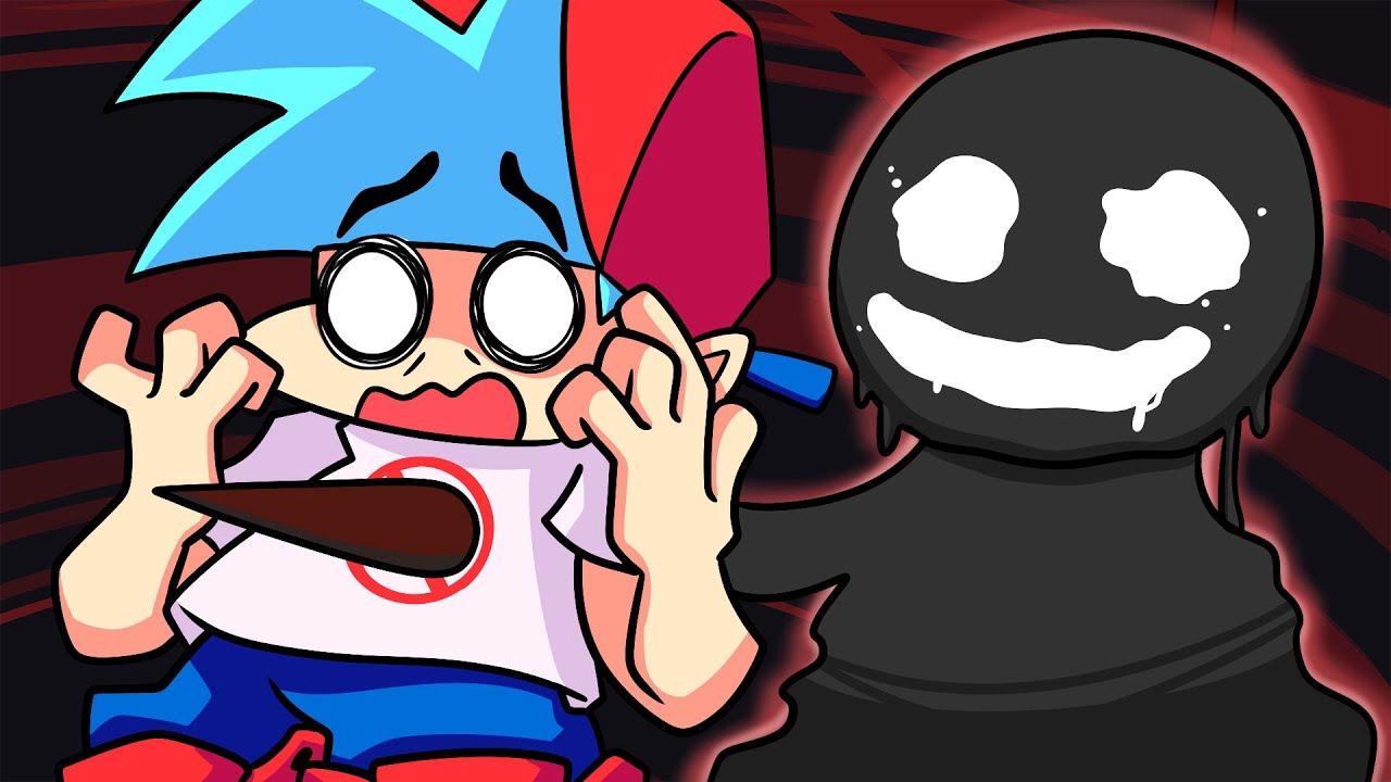 BOYFRIEND vs. BOB?! Friday Night Funkin' Logic | Cartoon Animation