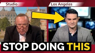 How To Avoid Embarrassing Yourself In An Argument - Ben Shapiro