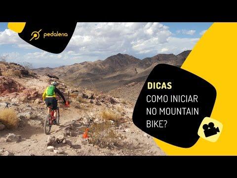 Pedaleria - Como iniciar no mountain bike (MTB)?