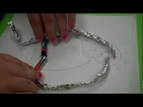 Sci-Tech Labs: Foil Circuits
