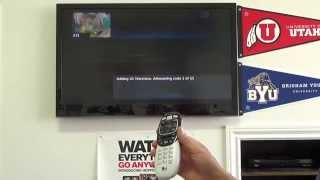How To Program Directv Dtv Remote Rc71 Rc72 Rc73 Series To Genie