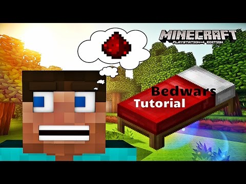 Minecraft Bedwars Tutorial (GER) - PS3/PS4/XBOX360/XBOX360one