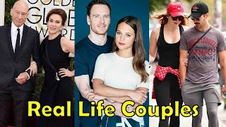 Real Life Couples of X-Men