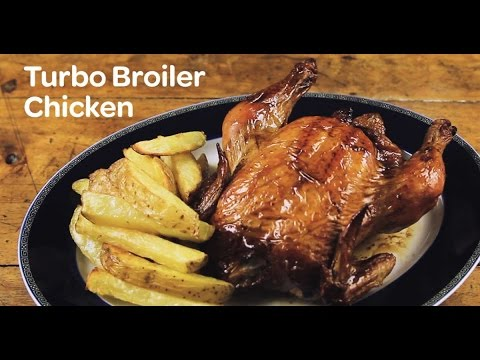 Turbo Broiler Chicken Recipe | Yummy Ph