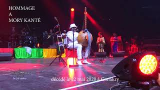 HOMMAGE A MORY KANTÉ 16mn  HD by @julenry2 0 caraibe video ttv