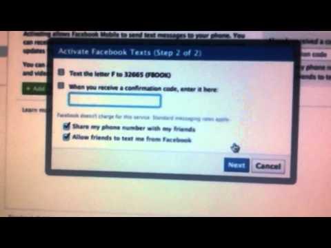 Voice actions Facebook status updates no jailbreak required