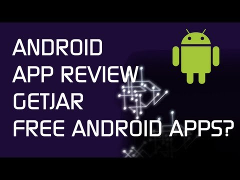 Free Android Apps - GetJar