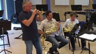 'Tartini Trumpet Concerto' - Ole Edvard Antonsen - Prinsens Musikkorps