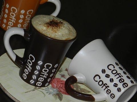 കോഫി |കാപ്പി |how to make hand beaten foamy coffee /hot coffee recipe