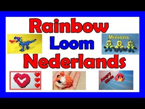 Rainbow Loom Nederlands Projecten die door DIYMommy