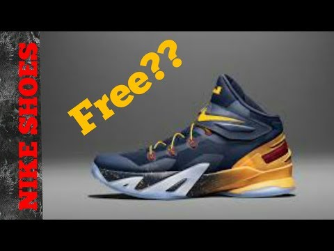 Want to get free Nike shoes??  Watch this video till the end.