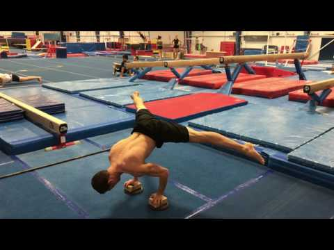 Adult Gymnastics Strength Training